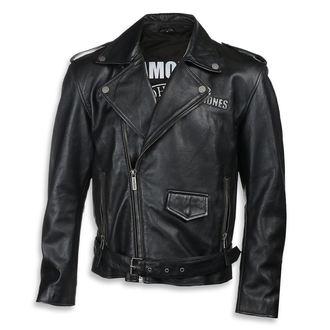 geacă de piele Ramones - BLACK - NNM, NNM, Ramones