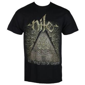 tricou stil metal bărbați Nile - WHAT SHOULD NOT BE UNEARTHED - RAZAMATAZ, RAZAMATAZ, Nile