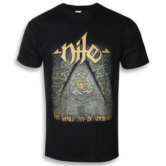tricou stil metal bărbați Nile - What Should Not 8e Unearthed / Gold - RAZAMATAZ, RAZAMATAZ, Nile