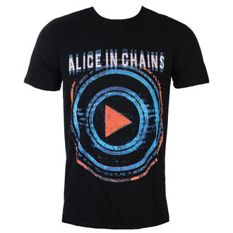 tricou stil metal bărbați Alice In Chains - Played - ROCK OFF, ROCK OFF, Alice In Chains