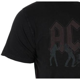 tricou stil metal bărbați AC-DC - Vintage Silhouettes - ROCK OFF, ROCK OFF, AC-DC