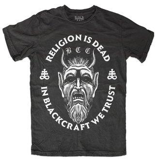 tricou bărbați - Religion is Dead - BLACK CRAFT, BLACK CRAFT