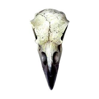 Decorațiune ALCHEMY GOTHIC - Small Raven Skull, ALCHEMY GOTHIC