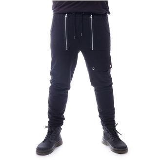 Pantaloni bărbătești (pantaloni de trening) VIXXSIN - RELM - BLACK, VIXXSIN