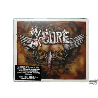 CD-uri X-core 'În Iad', X-Core