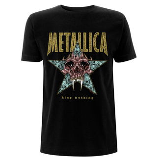 tricou stil metal bărbați Metallica - King Nothing -, Metallica