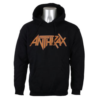 hanorac cu glugă bărbați Anthrax - Evil Twin - ROCK OFF, ROCK OFF, Anthrax