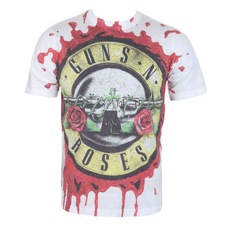 tricou stil metal bărbați Guns N' Roses - Blood Drip - ROCK OFF, ROCK OFF, Guns N' Roses