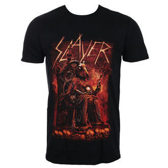 tricou stil metal bărbați Slayer - Goat Skull - ROCK OFF, ROCK OFF, Slayer