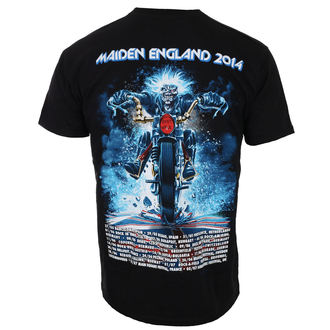 tricou stil metal bărbați Iron Maiden - Tour Trooper - ROCK OFF, ROCK OFF, Iron Maiden