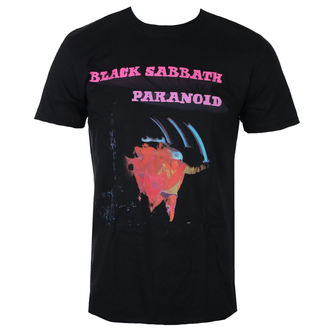 tricou stil metal bărbați Black Sabbath - Paranoid Motion Trails - ROCK OFF, ROCK OFF, Black Sabbath