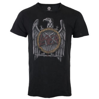 tricou stil metal bărbați Slayer - Vintage Eagle - ROCK OFF, ROCK OFF, Slayer