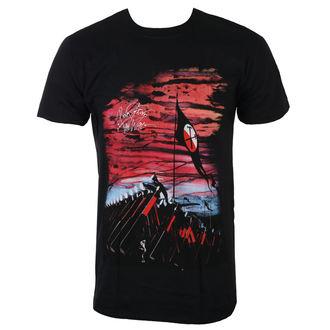tricou stil metal bărbați Pink Floyd - The Wall Flag & Hammers - ROCK OFF, ROCK OFF, Pink Floyd