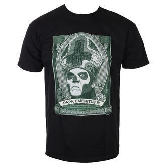 tricou stil metal bărbați Ghost - Papa Cash - ROCK OFF, ROCK OFF, Ghost
