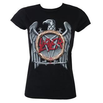 tricou stil metal femei Slayer - Silver Eagle - ROCK OFF, ROCK OFF, Slayer