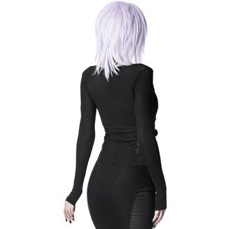 tricou femei - Rituel Mesh Bolero - KILLSTAR - KSRA001642