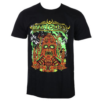 Tricou bărbătesc Mastodon - Emperor of God - Black - ROCK OFF, ROCK OFF, Mastodon