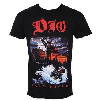 tricou stil metal bărbați Dio - Holy Diver - ROCK OFF, ROCK OFF, Dio