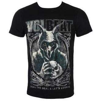 tricou stil metal bărbați Volbeat - Goat With Skull - ROCK OFF, ROCK OFF, Volbeat