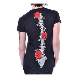 tricou femei - ROSE RIB - VIXXSIN, VIXXSIN