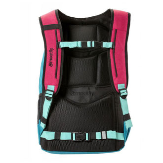 Rucsac MEATFLY - EXILE 3 J - Ht.Turquoise / Ht.Rose, MEATFLY