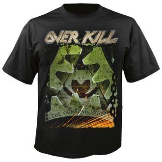 tricou stil metal bărbați Overkill - The grinding wheel - NUCLEAR BLAST, NUCLEAR BLAST, Overkill
