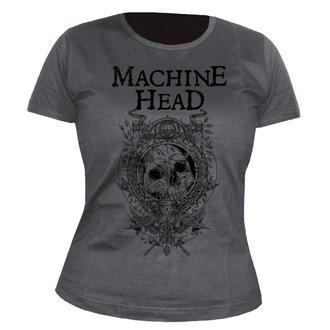 tricou stil metal femei Machine Head - NUCLEAR BLAST - NUCLEAR BLAST, NUCLEAR BLAST, Machine Head