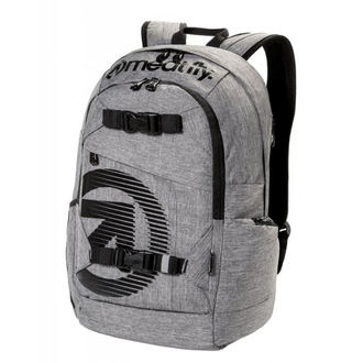 Rucsac MEATFLY - BASEJUMPER C - Heather Grey , MEATFLY