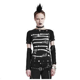 tricou stil gotic și punk femei - Dead Man - PUNK RAVE, PUNK RAVE
