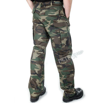 Pantaloni bărbaţi SURPLUS - HOSE UBERGROEE - WOODLAND, SURPLUS