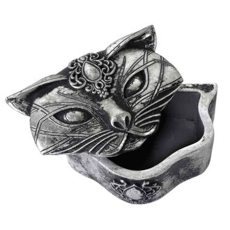 Decorațiune (cutie) ALCHEMY GOTHIC - Sacred Cat, ALCHEMY GOTHIC