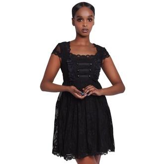 Rochie de damă KILLSTAR - Sacrimental Lace - BLACK - KSRA001560