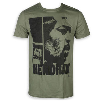 tricou stil metal bărbați Jimi Hendrix - Let Me Live - ROCK OFF, ROCK OFF, Jimi Hendrix