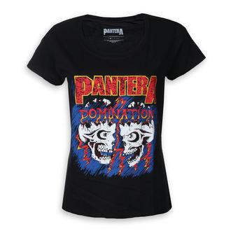 tricou stil metal femei Pantera - Domination - ROCK OFF, ROCK OFF, Pantera