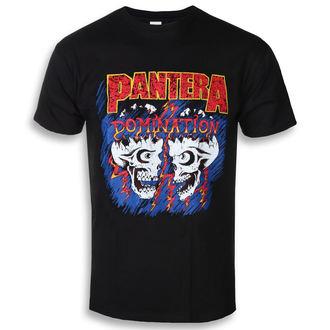 tricou stil metal bărbați Pantera - Domination - ROCK OFF, ROCK OFF, Pantera