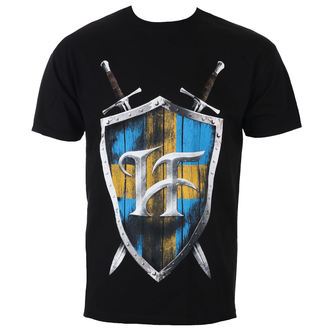 tricou stil metal bărbați Hammerfall - Swedish Steel - NAPALM RECORDS, NAPALM RECORDS, Hammerfall