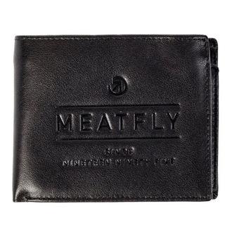 Portofel MEATFLY -  Seaway - 1/26/55 - A - Black, MEATFLY