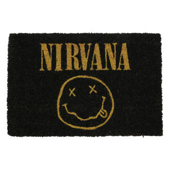 Covoraș intrare Nirvana, NNM, Nirvana