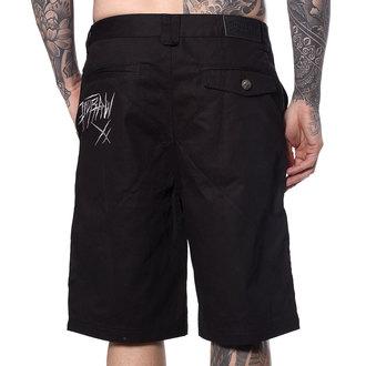 Pantaloni bărbătești scurți HYRAW - TWILL - WHITE, HYRAW
