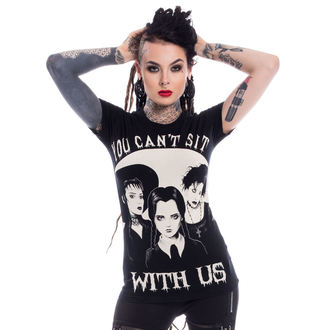 tricou femei - SIT WITH US - HEARTLESS, HEARTLESS