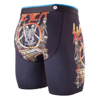 Pantaloni scurți tip boxeri Slayer - STANCE - Negru, STANCE, Slayer
