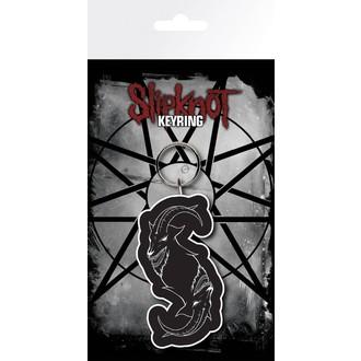 Breloc chei (pandantiv)  SLIPKNOT - GB posters, GB posters, Slipknot