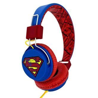 Căști Superman - Vintage Logo
