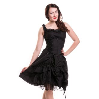 Rochie damă Poizen Industries - SOUL - BLACK, POIZEN INDUSTRIES