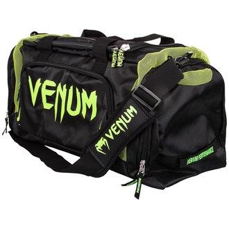 duffel sac VENUM - Trainer Lite Sport - Negru / Neo Galben, VENUM