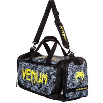 duffel sac VENUM - Tramo Sport - Negru / Galben, VENUM