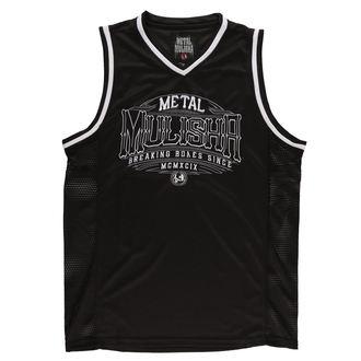 Maieu bărbătesc de baschet METAL MULISHA - CREST JERSEY, METAL MULISHA