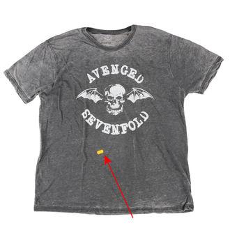 tricou stil metal bărbați Avenged Sevenfold - Deathbat - ROCK OFF, ROCK OFF, Avenged Sevenfold