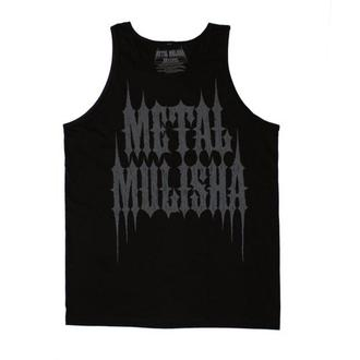 Top bărbătesc METAL MULISHA - STAMP BLK, METAL MULISHA
