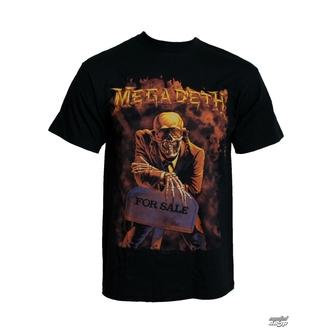 tricou stil metal Megadeth - Peace sells - LIVE NATION, LIVE NATION, Megadeth